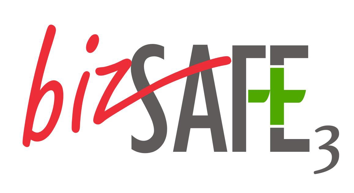 WE ARE BIZSAFE L3 CERTIFIED!!